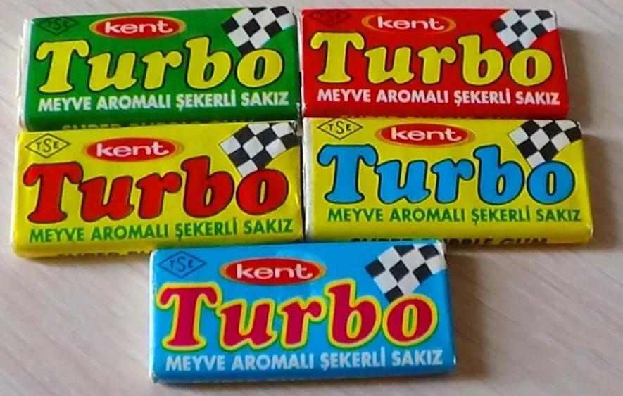 5 жевательных резинок Турбо_1