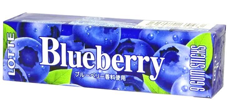 Голубая ягода