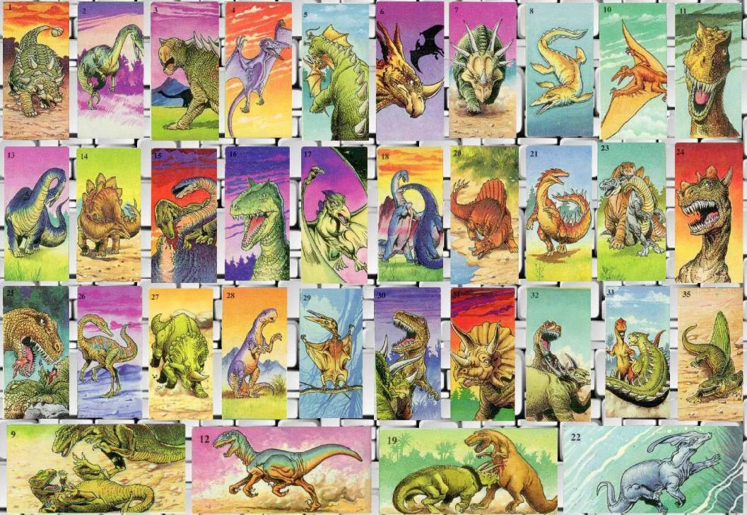 Наклейки динозавров