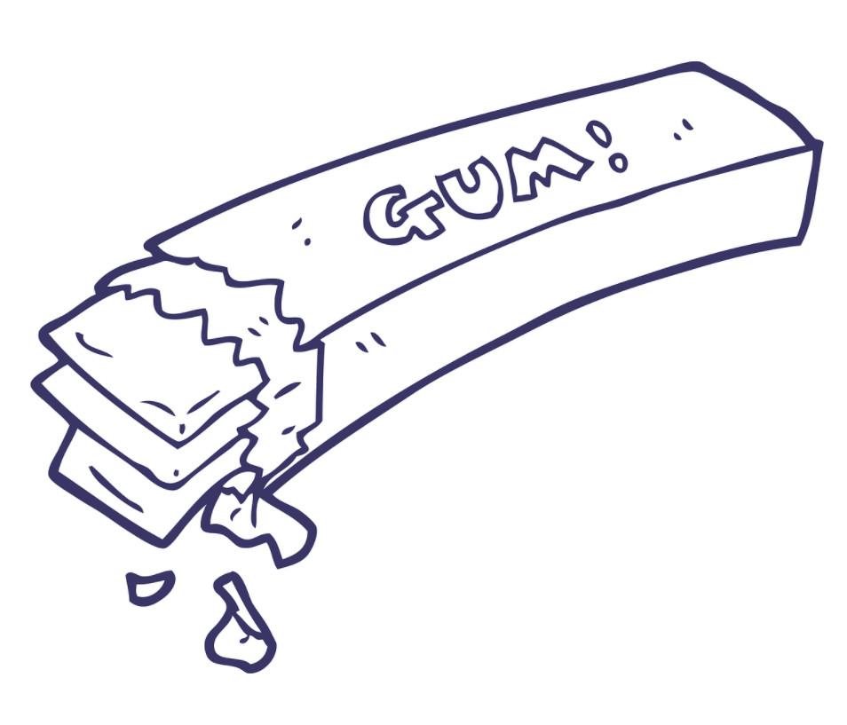 жвачка Gum