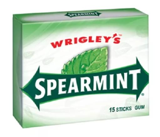 Зеленый спеарминт
