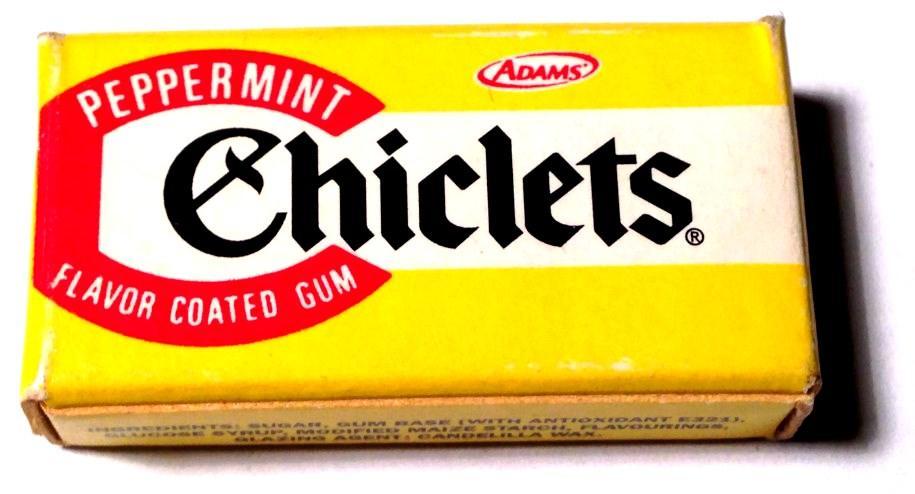 Жвачка Chiclets_1