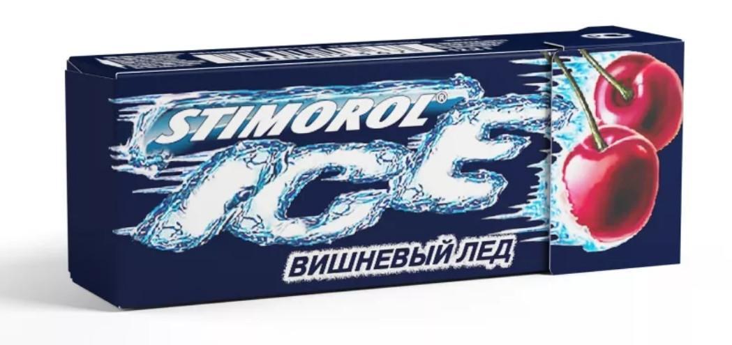 Жвачка стиморол ICE
