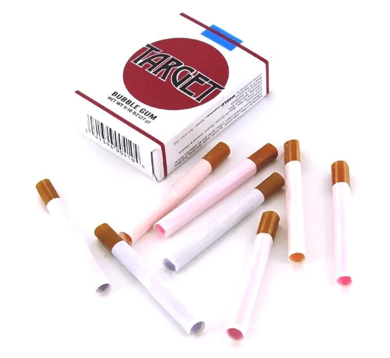 Конфеты сигареты